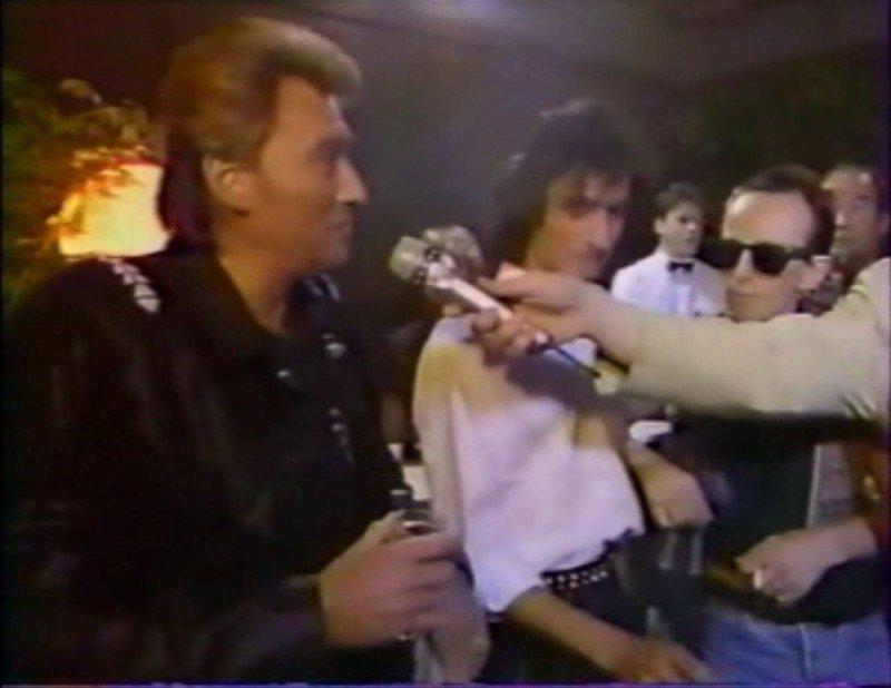 LES CONCERTS DE JOHNNY 'GENERATION ROCK N ROLL, PALAIS DES SPORTS 1989' 210822083536327087