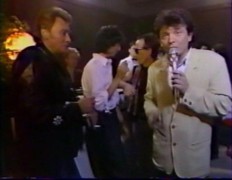 LES CONCERTS DE JOHNNY 'GENERATION ROCK N ROLL, PALAIS DES SPORTS 1989' 210822083536830541